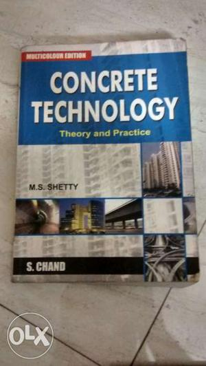 Concrete Technology - Theory and Practice  ed