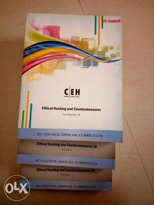 Ethical Hacking And Countermeasures Book Series
