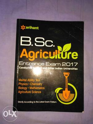 For all agriculture entrance exam  edition
