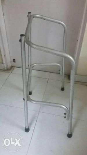 Four legged walker for the elderly who can't walk