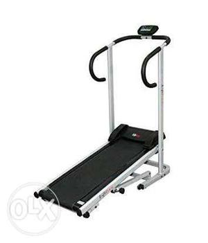 Manual treadmill foldable best for home use