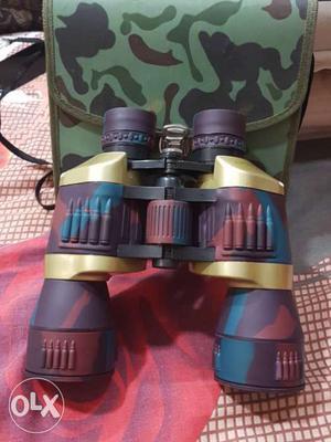 Military grade binoculars in very good condition