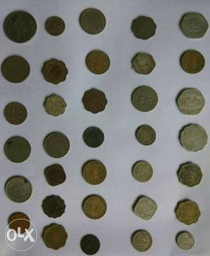 Old Coin in Ernakulam