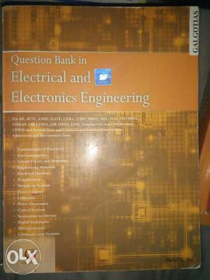 Question Bank In Electrical And Electronics Engineering Book