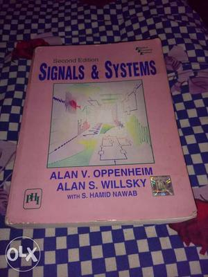 Signal and system book by ramesh babu ghattamaneni