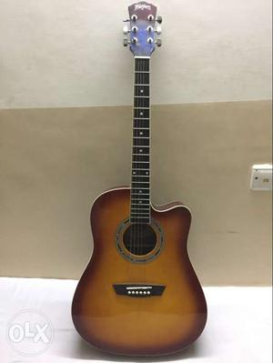 Washburn Semi-Acoustic Guitar