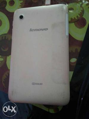It's a Lenovo a7-30 tab in a very good condition