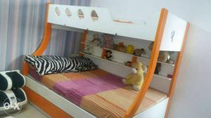 Bunkbed With Storage