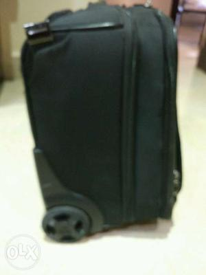 Excellent Samsonite Overnight Laptop Trolley Cabin Bag at