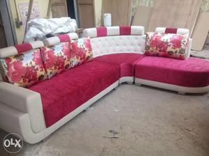 Furniture hub brand new sofa set offer price..buy nw