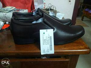New bata formal shoes for sale.7 inch brown.