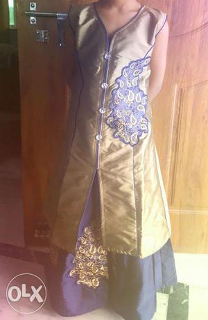 New fashion girls party wear dress.In new