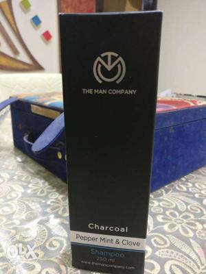 The Man Company Charcoal Shampoo