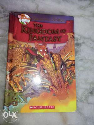 Geronimo stilton - Book worth rs500 in just rs
