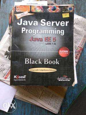 Java Server P;rogramming Java EE 5 Black Book