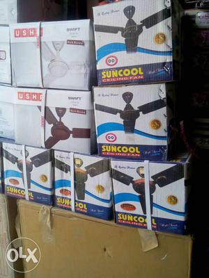 Suncool fan brand new with 1 year warranty