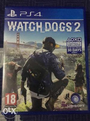 Watch Dogs 2 Playstation 4 ps4