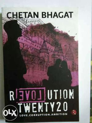 2 books REVOLUTION  and ONE NIGHT AT CALL