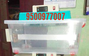 Lowest price egg incubator machine with humidity meter