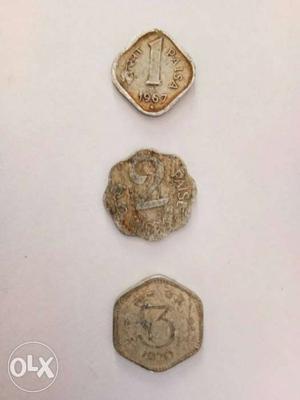 Old Currency Of ikii duggi nd tiggi