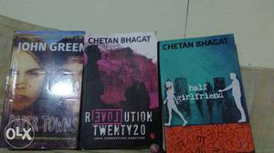 3 renowned novels in affordable price. grab it as