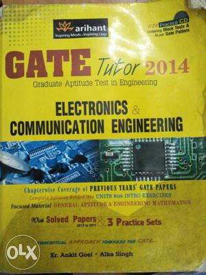 Gate Tutor  Electronics And Communication Engineering
