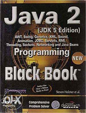 Java 2 programming black book