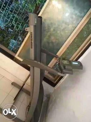 Motorised treadmill. Perfect condition. Hardly