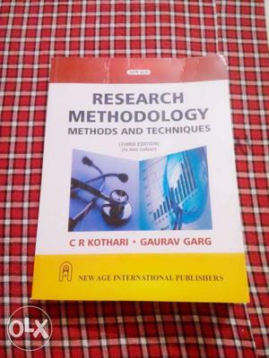 Research methodology,3rd edition