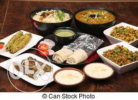 Homemade veg and non veg catering services for