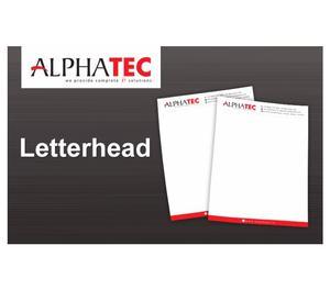 Alphatec IT Solutions - Letterheads Kozhikode