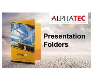 Alphatec IT Solutions - Presentation Folders Kozhikode