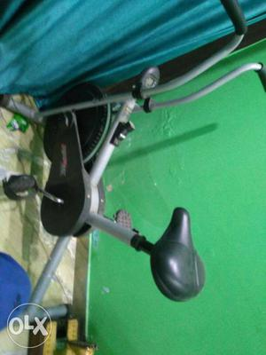 Gym cycle new condition with digital meter