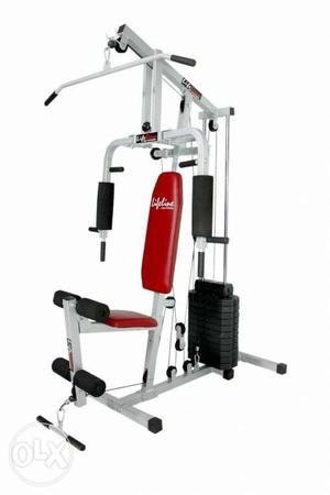 It's a home gym.. Perfect condition.. Ideal for