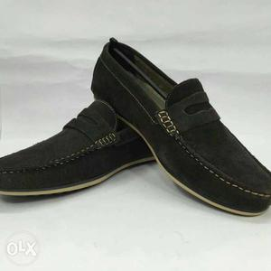 Suede Shoes. Premium Finish. Sizes Available: 9