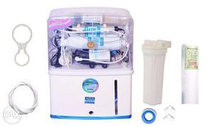 Aqua Grand 12 LITER RO + UV + UF + Mineral Cartridge + TDS