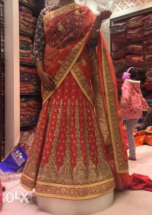 Hi, I bought this lehenga for a very special