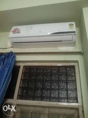 It is new AC with bill and warranty it is 5star