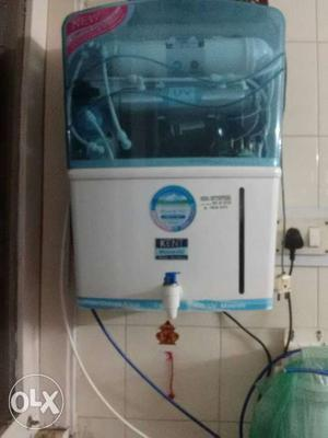 Kent RO water purifier in a good working