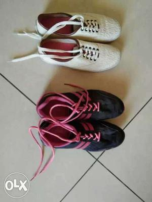 Ladies sports and tennis shoes. liberty shoes (black).