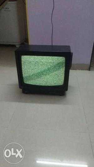 Old Crt Tv, ONEDA colour TV, Without Remote Control, Good