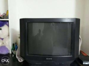 """Sony TV 21""""inches colour TV"""