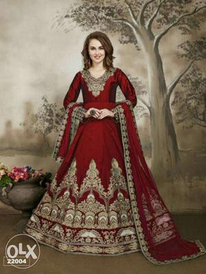Special women Collection Fabric Details:- Top:-
