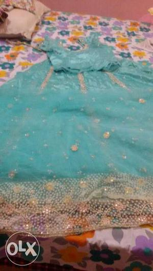 Want to sell my lehenga in very good condition.