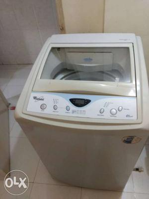 Whirlpool 6th sense fully automatic washing