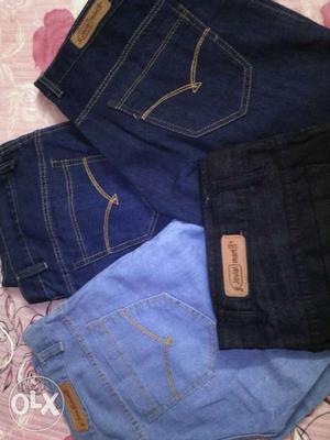 New JEANS 4 jeans at . light blue,dark blue, blue,