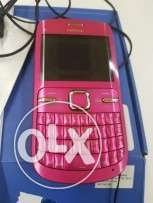 Nokia C3 Pink For Sale With Full Boxpack. Price