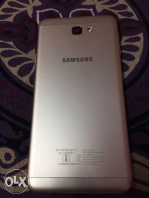 "Samsung-J7 prime-(gold) 4g mobile Dual sim 5.5"""