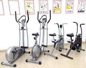 Exercise fitness elliptical cycle for home use in mint