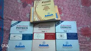 IIT JEE Main+Advance class 11th Aakash Study Material
